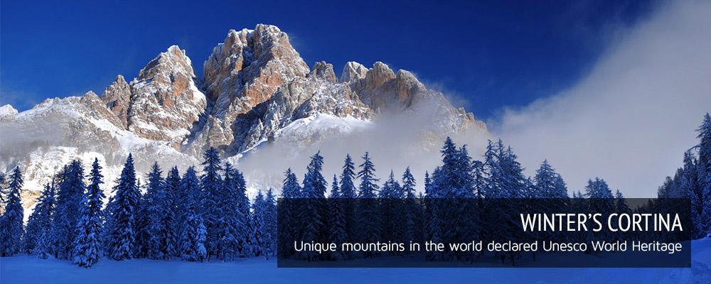 Discover Cortina winter